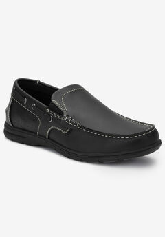 Slip-On Boat Shoes,