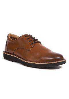 Deer Stags® Walkmaster Plain Toe Oxford Shoes with Memory Foam,