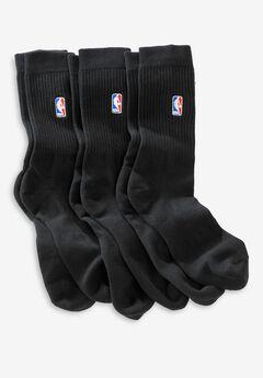 NBA 3-Pack Crew Socks,