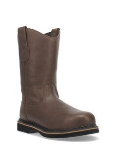 Rake Steel Toe Boot,