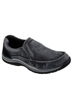 SKECHERS® EXPECTED AVILLO RELAXED-FIT SLIP-ON LOAFERS,