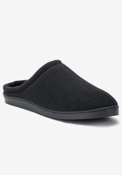 Fleece Clog Slippers,