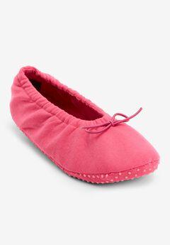 The Ana Ballerina Slipper,