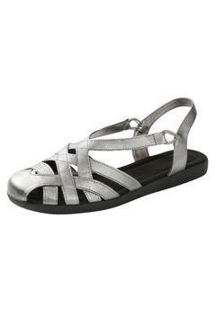 Good Soles Woven Sandal,