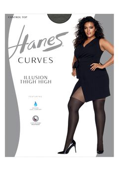 Curves Illusion Thigh Highs,