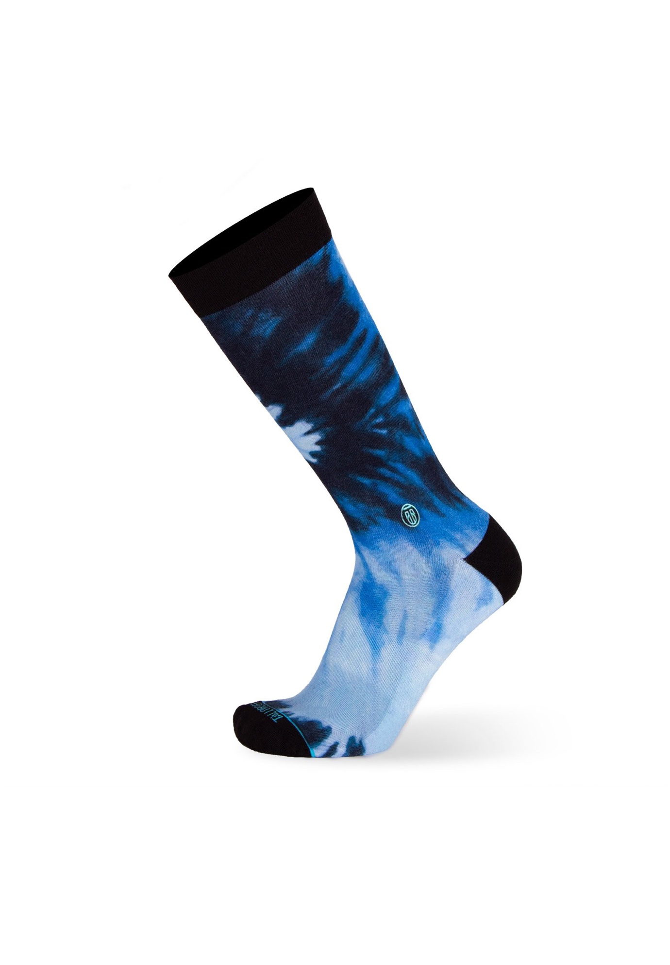 The Tiedye Socks, BLUE