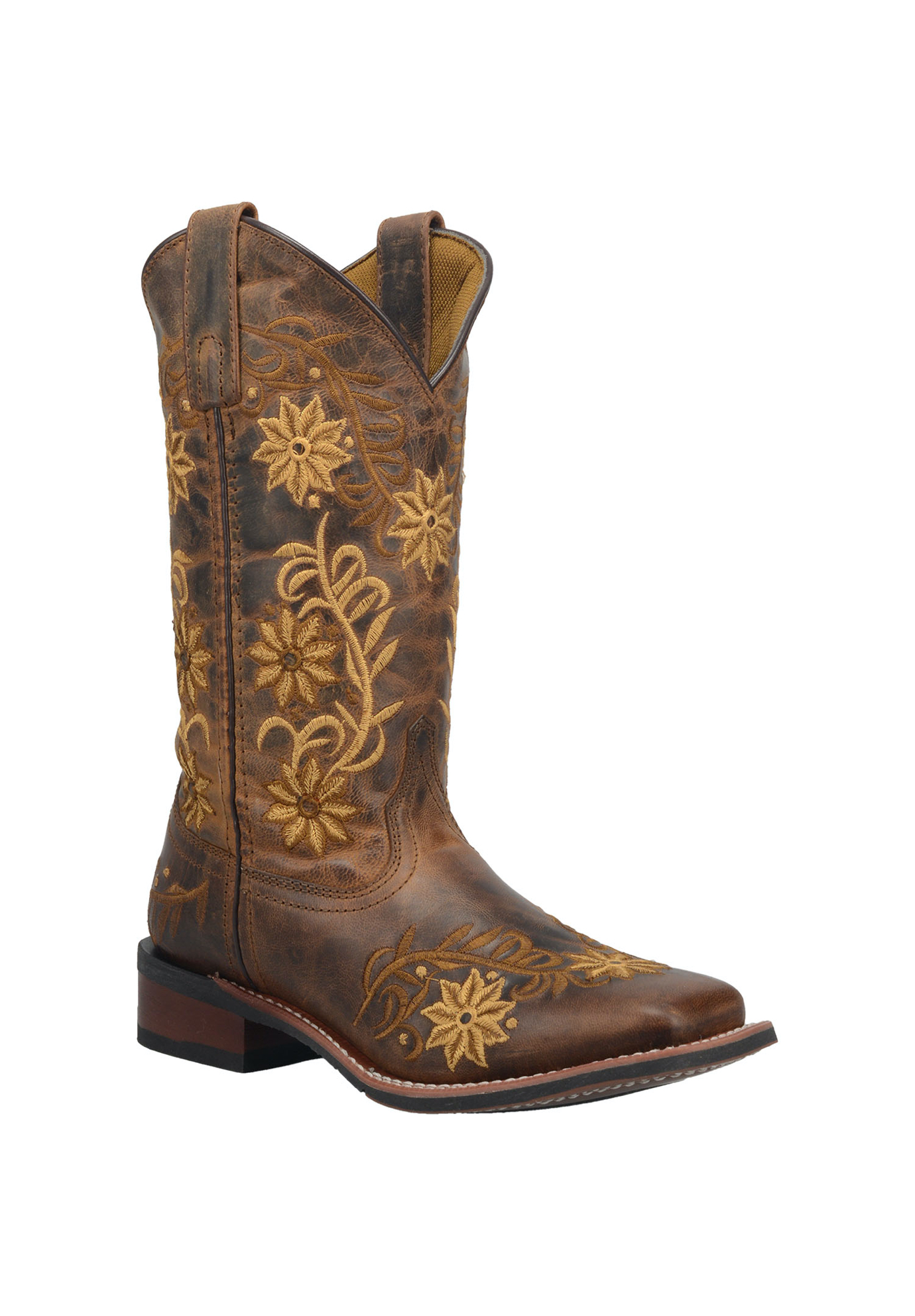 Secret Garden Wide Calf Boots,