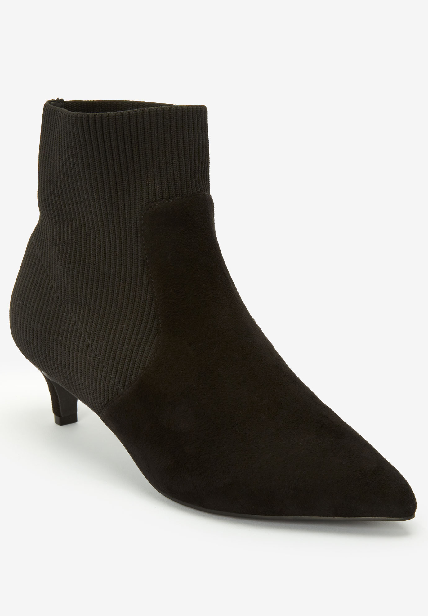 The Mya Bootie by Comfortview®,